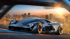 """Първата хибридна """"хиперкола"""" на Lamborghini"""