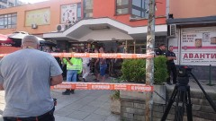 Пиян шофьор удари витрина на търговски обект в столицата