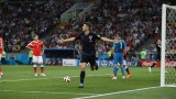 Андрей Крамарич: Трудните два мача на Мондиала ни направиха по-силни в точния момент