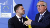 В Брюксел Зеленски призова ЕС и НАТО да засилят натиска над Русия