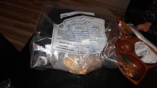 Прокуратурата открила в дома на Илия Златанов златните монети