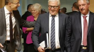 """Русия """"незабавно"""" да прекрати ударите срещу сирийската опозиция, скочи ЕС"""