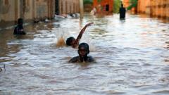 124 жертви на наводненията в Судан