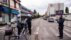 Шофьорът, прегазил полицаи в Париж, е ислямист