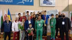 Боби Кирилов на финал на Европейското в Самоков