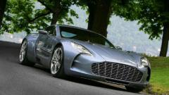 Aston Martin One-77 с мощност 750к.с.