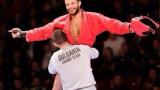 Министър Кралев награди медалистите от Световното първенство по самбо