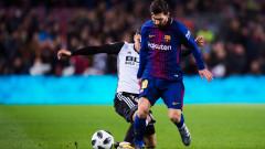 Лионел Меси разки кой са най-големите конкуренти на Барселона в Шампионската лига
