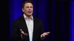Мъск: Tesla беше на около месец от фалит