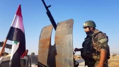 Сирийски правителствени войски стигнаха Кобани, застават на границата с Турция