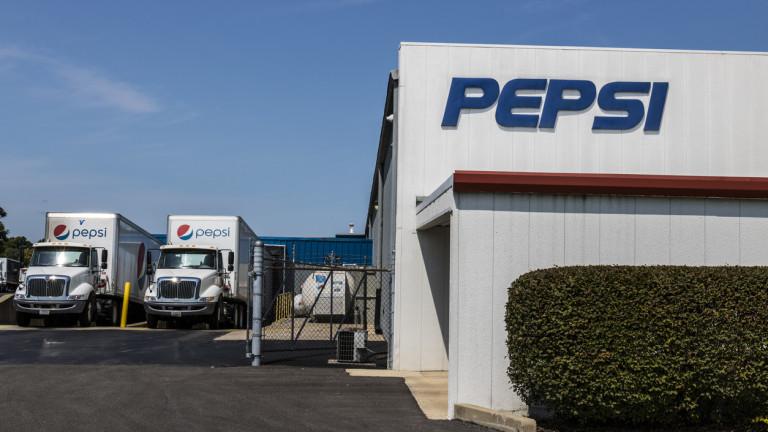 PepsiCo Inc. отчете по-ниски приходи за последното тримесечие, след като