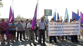 """Преговарят за стачката на миньорите от """"Мини Марица Изток"""""""