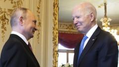 Путин и Байдън проведоха телефонен разговор