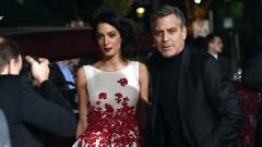 Амал Клуни иска да движи с яка охрана