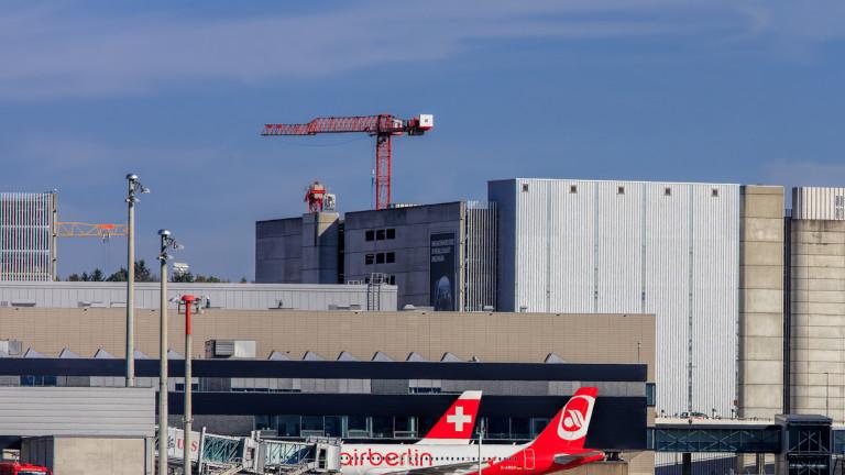 Вторият най-голям авиопревозвач в Германия подаде документи за фалит