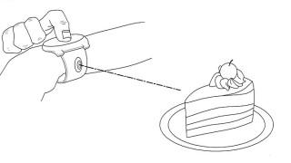 LG грабна патент за часовник с камера