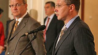 Станишев: Имам доказателства, че се борим с корупцията