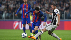 Ювентус - Барселона 3:0 (Развой на срещата по минути)