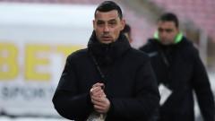 Томаш: Готов съм да си поема вината, извинявам се на феновете