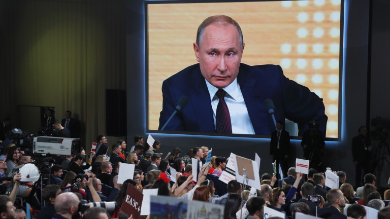 Кой, ако не Путин?