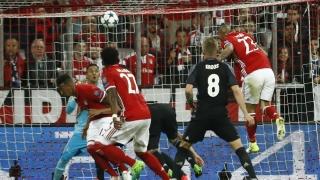Стана ясен съдията за двубоя в Шампионска лига между Реал и Байерн