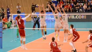 Волейболистите на България имат само една загуба от Китай