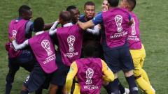 Франция е новият световен шампион по футбол