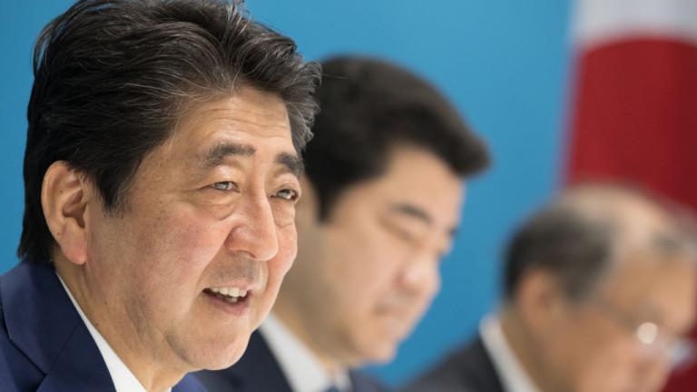 Стимули за $90 милиарда планира Япония, за да компенсира вдигането на данъците
