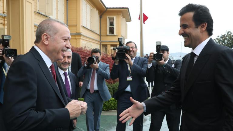 Турция завършва изграждането на втора военна база в Катар, емирството,