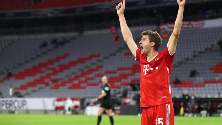 Байерн вдигна двама основни футболисти