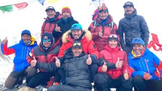 Шерпите и първото зимно изкачване на К2