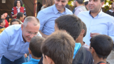 Станишев потресен от стряскащата криза след посещение в бежански лагер край Сирия
