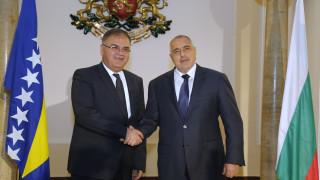 Изменяме спогодбата с Босна за автомобилните превозвачи