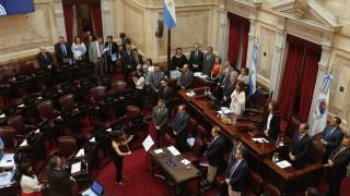 Депутатите в Аржентина замразиха заплатите си