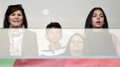 В какви отношения са Джорджина и майката на Роналдо