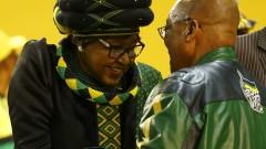 Почина втората съпруга на Мандела