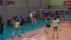 Волейболистките на Берое с категорична победа срещу Славия
