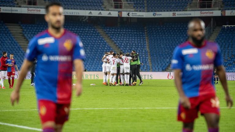 Без фенове на българските отбори при гостуванията в Европа
