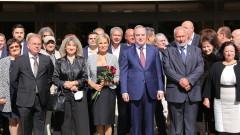 Обединение - лайтмотивът на кампанията на Герджиков