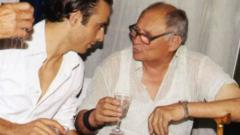 Почина дядото на Бербатов