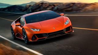 Lamborghini Huracan EVO излиза на пазара през пролетта