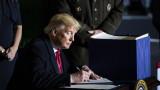 Тръмп удря Беларус, Еритрея, Киргизстан, Мианмар, Нигерия, Судан и Танзания за пътувания в САЩ