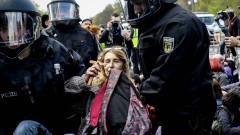 Германското разузнаване наблюдава COVID конспиратори и екстремисти