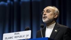 Запасите на уран в Иран достигат 950 тона