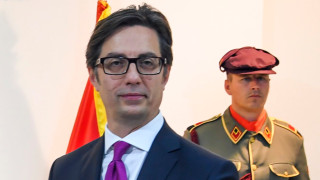 Пендаровски: Имаме консенсус за европейския път на Северна Македония