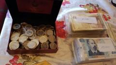 Полицаи откриха 27 бона и боеприпаси в дома на пловдивски лихвар