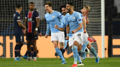 Манчестър Сити поглежда към финала след обрат срещу ПСЖ