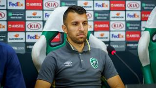 Дяков: Не съм убеден, че сме абсолютно готови, добре е да има българи в отбора