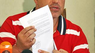 100 пъти фалшифицирали подписа на Борисов