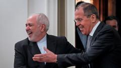 Лавров: Западът изкуствено подклажда напрежение в Персийския залив